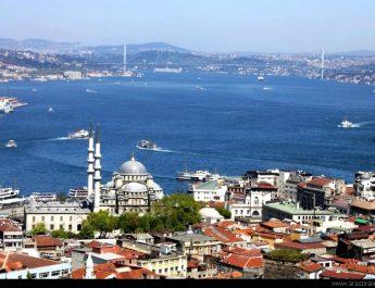 İstanbul'un yeni gemileri tuhaf gemileri