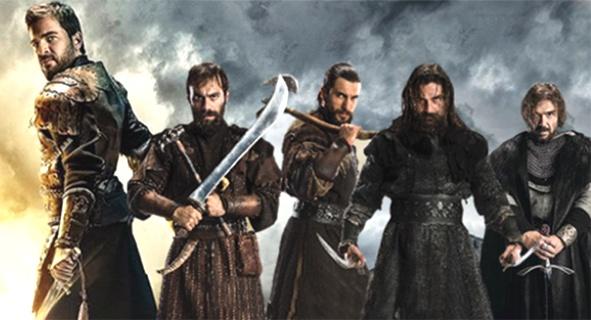 Diriliş Ertuğrul dizisinde kullanılan Osmanlı Kılıçları nerede üretiliyor