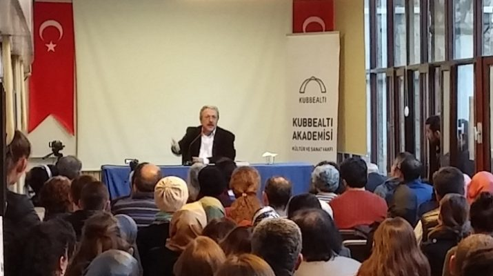 kubbealtı sohbetleri, Geleneksiz dindarlık ve yol açtığı sorunlar, Mahmut Erol Kılıç