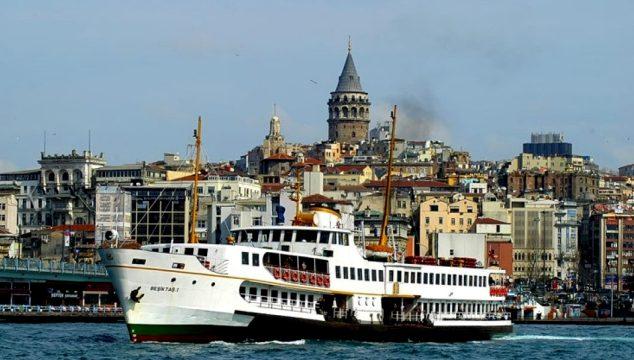 Şehir Hatları Gemileri Anadolu Kültürünü Taşıyor