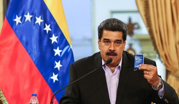 ABD şimdi de Venezuela'nın zenginliklerine göz dikti