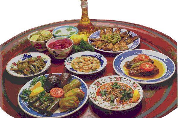 Yöreden yöreye değişen Türk Yemek Kültürü