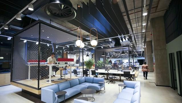 Ankara'ya muhteşem Teknokent Bilişim İnovasyon Merkezi açıldı
