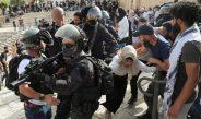İsrail barbarca saldırılara devam ediyor! İsrail Mescid-i Aksa'ya saldırdı!